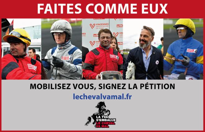 Mobilisez vous, signez la pétition