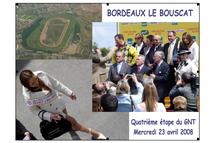 BORDEAUX-LE BOUSCAT - GNT 2008