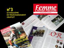 Magazine Femme Cheval Passion
