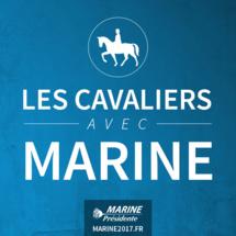 Réponse de Marine Le Pen - Projets filière Cheval