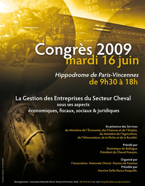 CONGRÈS 2009 - LE MARDI 16 JUIN 2009