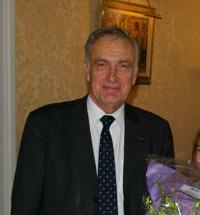 Dominique de Bellaigue Président du Cheval Français