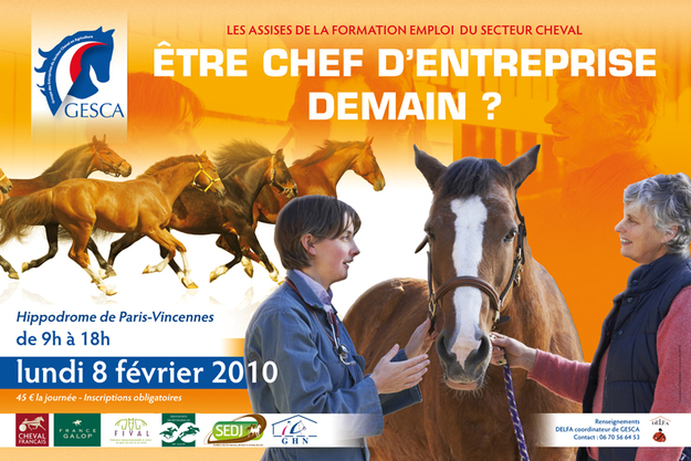 LES ASSISES DE LA FORMATION EMPLOI DU SECTEUR CHEVAL LE 8 FÉVRIER 2010