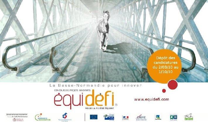 Premier concours pour récompenser les projets innovants dans la filière équine en Basse-Normandie