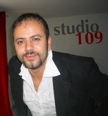 Karim Boudali, Graphiste designer