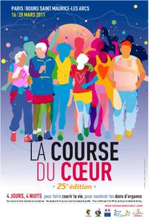 La ligue contre la cardiomyopathie soutient la Course du Coeur 2011