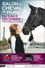 Des allures d'enfants au Salon du Cheval de Paris