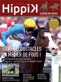 """Sortie du 1er numéro du magazine """"HippiK"""" le 5 mai"""