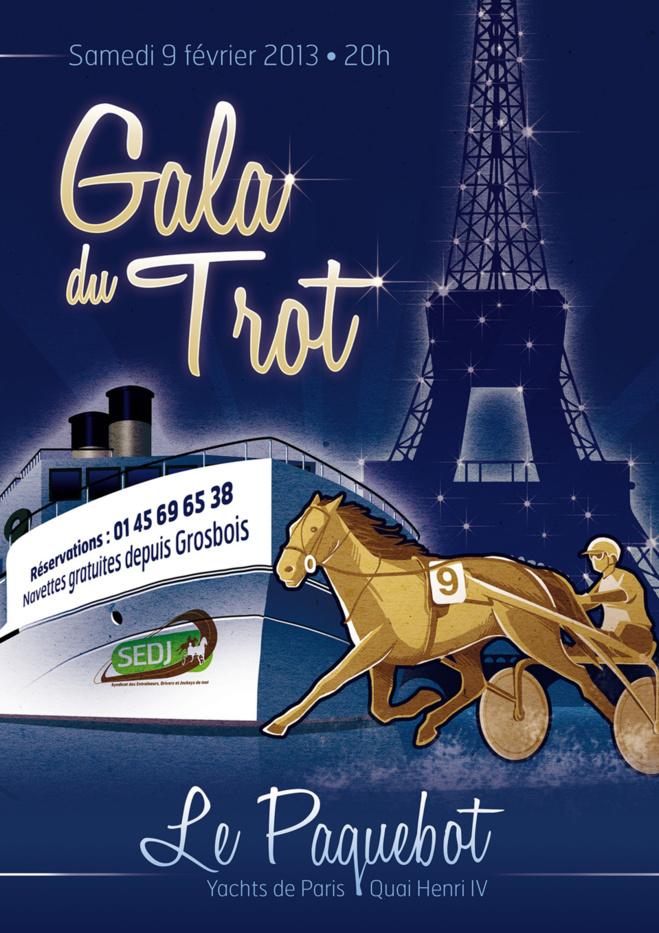 Gala du trot : le samedi 9 Février 2013