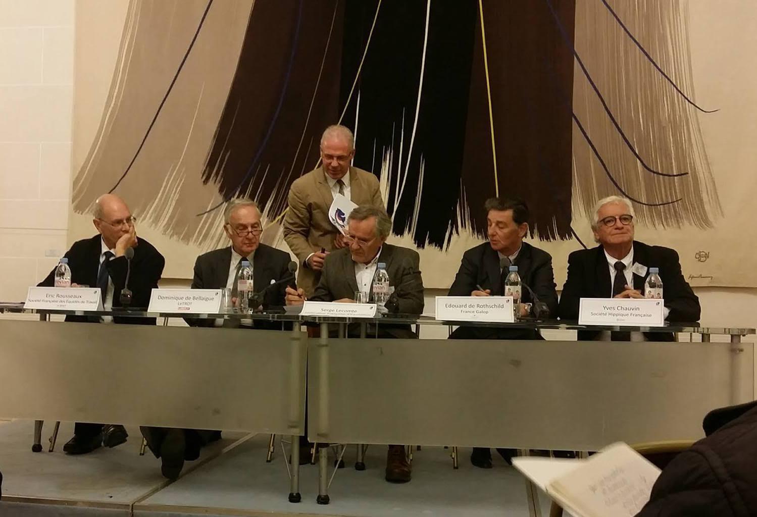 Appel des Présidents de la filière équine française en faveur d'une politique européenne globale et ambitieuse