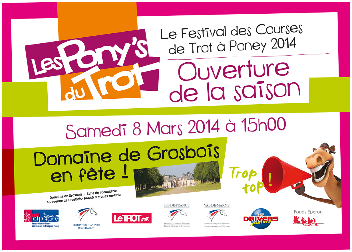 Les Pony's du Trot 2014