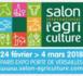 Le Salon International de l'Agriculture attire chaque année près de 30 000 visiteurs professionnels