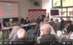 Retrouvez la vidéo intégrale de la conférence sur le plan de pérennisation de la filière du Trot à l'hippodrome de Beaumont de Lomagne