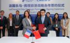 Signature d'un partenariat stratégique entre LeCheval et Ctrip pour proposer aux Chinois une offre touristique autour du cheval en France