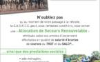 Caisse de Secours des Retraités des Ecuries de Courses : Informations aux futurs retraités